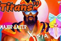 Major Lazer reedita álbum y lanza «Titans» con la colaboración de Sia y Labrinth