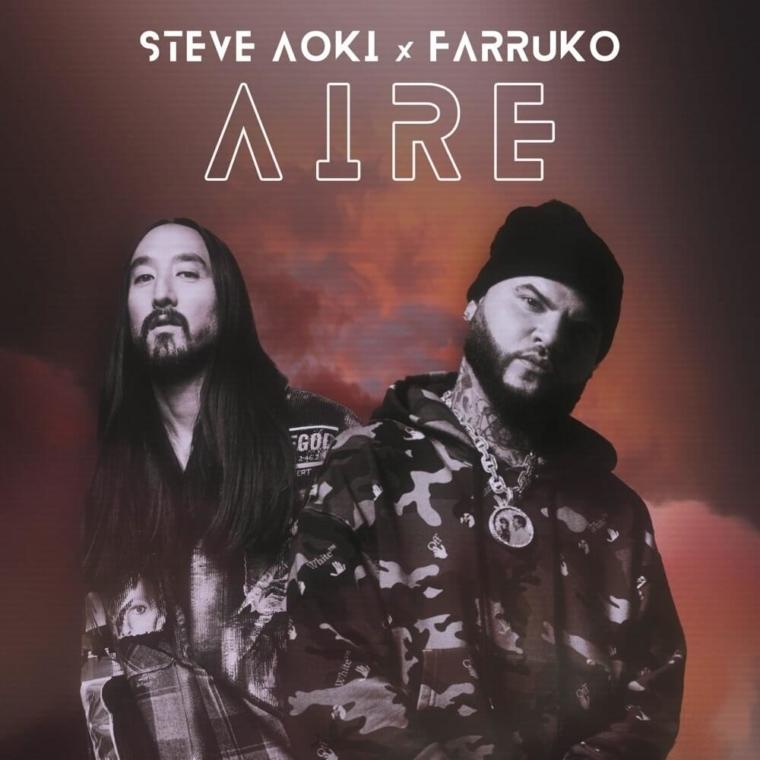 Steve Aoki y Farruko lanzan «Aire»
