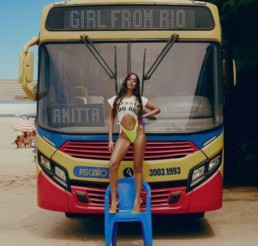 "Anitta ""Girl From Rio"" (Estreno del Video Oficial)"