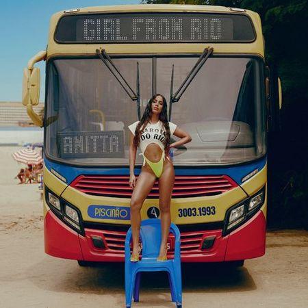 """Anitta """"Girl From Rio"""" (Estreno del Video Oficial)"""