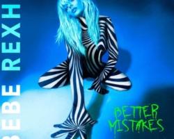 Bebe Rexha publica su segundo disco, 'Better mistakes'