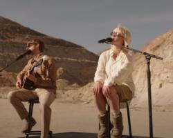Billie Eilish presenta en directo el single 'Your Power'