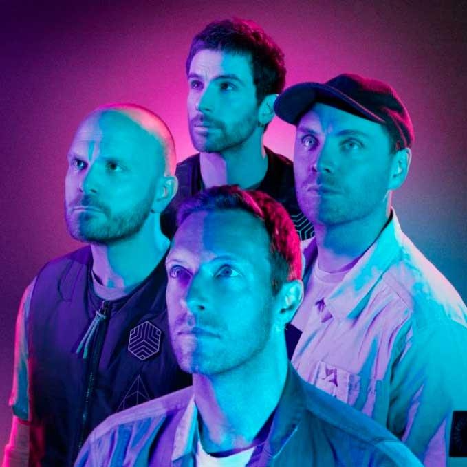 Coldplay estrenan su canción más ochentera, 'Higher Power'