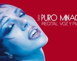 Mónica Naranjo publica la edición física de 'Puro Minage' y 'Chicas malas' en formato vinilo picture disc
