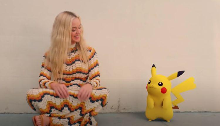 Katy Perry estrena el tema 'Electric' en colaboración con Pokémon