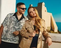 Ana Mena y Rocco Hunt publican el single 'Un beso de improviso'