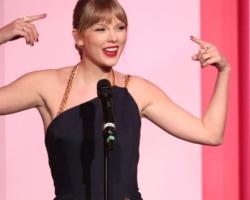 La canción que Taylor Swift no puede sacarse de la cabeza y la está volviendo loca