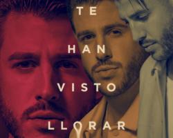 Antonio José presenta el single 'Te han visto llorar'