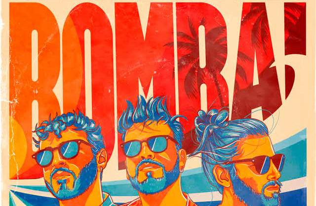 Bombai presenta su primer disco, 'Camisa de flores'