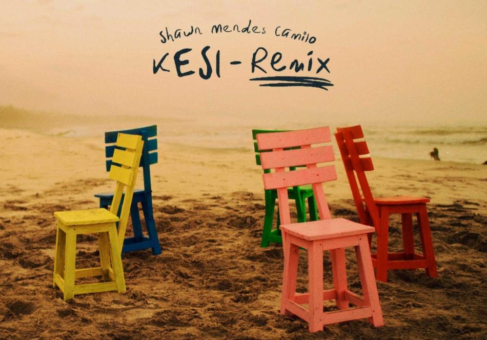 El remix de Camilo con Shawn Mendes, entrada más fuerte esta semana en España