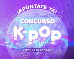 Concurso K-Pop en España 2021