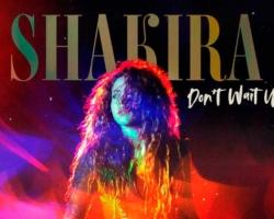 Shakira anuncia el inminente lanzamiento de 'Don't Wait Up', su esperado single de regreso