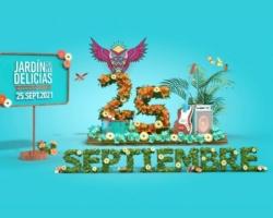 Leiva se une al Jardín de las Delicias que suma un día más al cartel