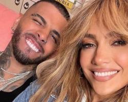 Jennifer Lopez y Rauw Alejandro estrenan el single 'Cambia el paso'