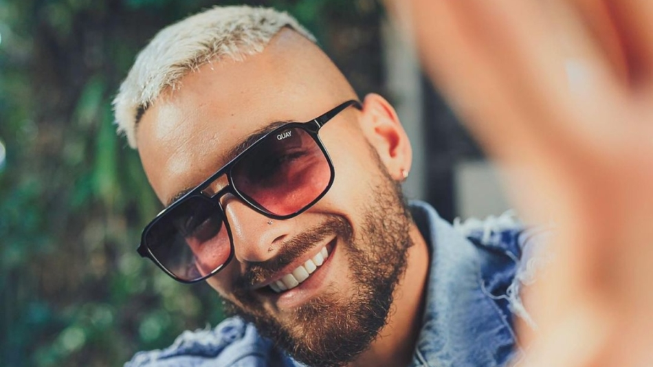 Maluma presenta su nuevo single, 'Sobrio'