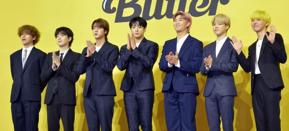 BTS cancela su gira mundial Map of the soul.