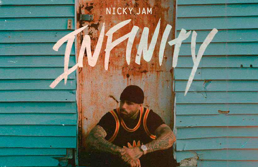 Nicky Jam publica su nuevo álbum de estudio, 'Infinity'