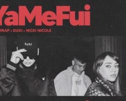 Bizarrap, Duki y Nicki Nicole entran en la lista de singles española con 'YaMeFui'