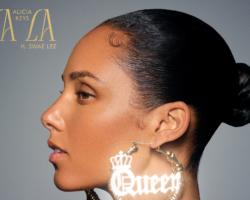 Alicia Keys está de regreso con el single 'LALA' junto a Swae Lee