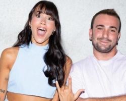 'Mon amour' (Remix) de Zzoilo y Aitana sube al número 1 de la lista española de singles