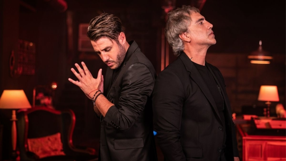 Antonio José y Alejandro Fernández estrenan el single 'Tal vez'