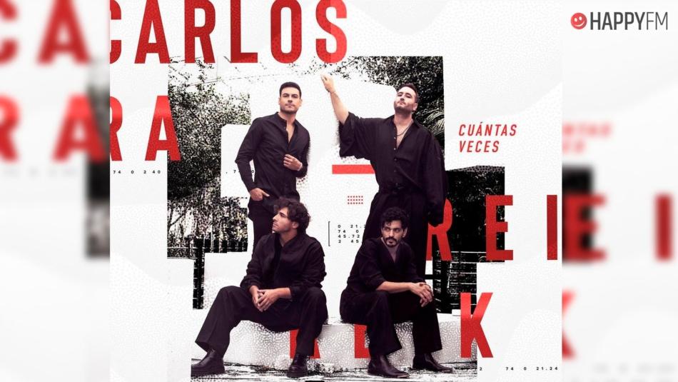 Carlos Rivera y Reik unen sus talentos en el single 'Cuántas veces'