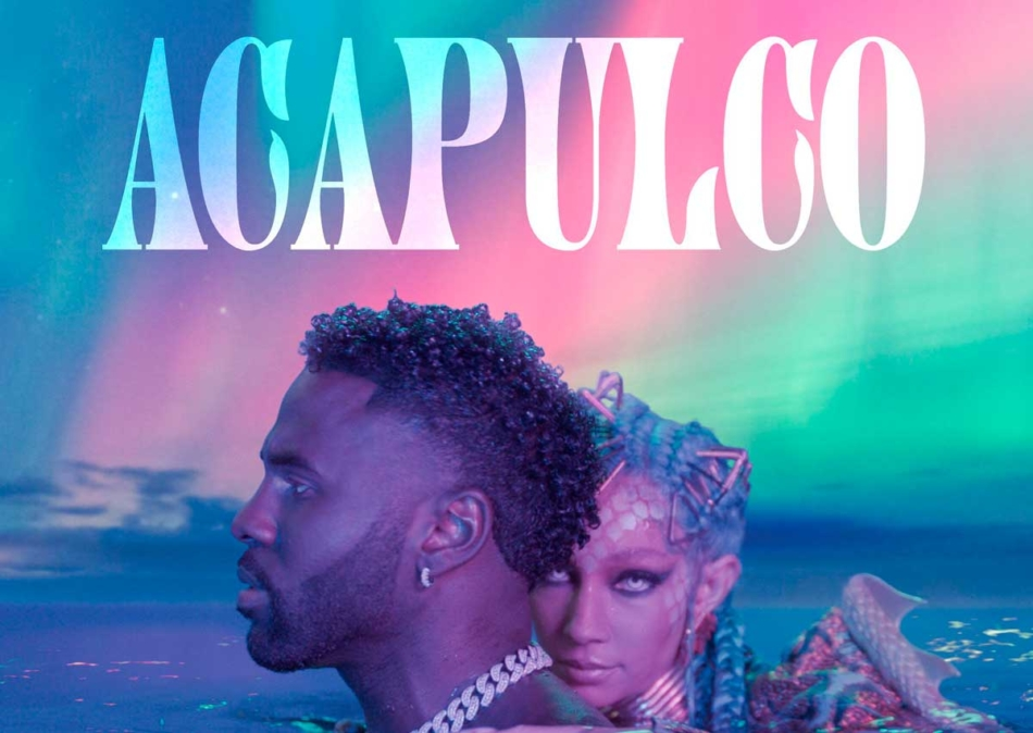 Jason Derulo presenta su nuevo single, 'Acapulco'