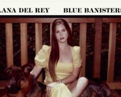 Lana Del Rey detalla el contenido de su próximo disco, 'Blue Banisters'