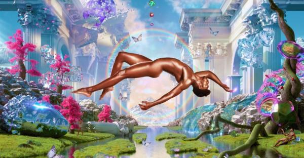 Lil Nas X presenta la portada de su nuevo disco, 'MONTERO'