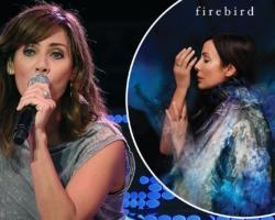 Natalie Imbruglia está de regreso con el álbum 'Firebird'