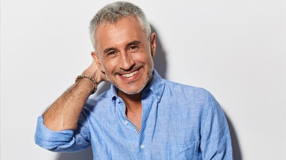 Sergio Dalma anuncia el álbum 'Alegría' y estrena el single 'La noche de San Juan'