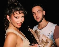 C. Tangana y Nathy Peluso estrenan el single 'Ateo'