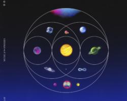 Coldplay publica su nuevo álbum de estudio, 'Music of The Spheres'