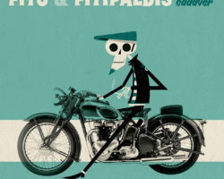 Fito & Fitipaldis lidera la lista de álbumes española con 'Cada vez cadáver'