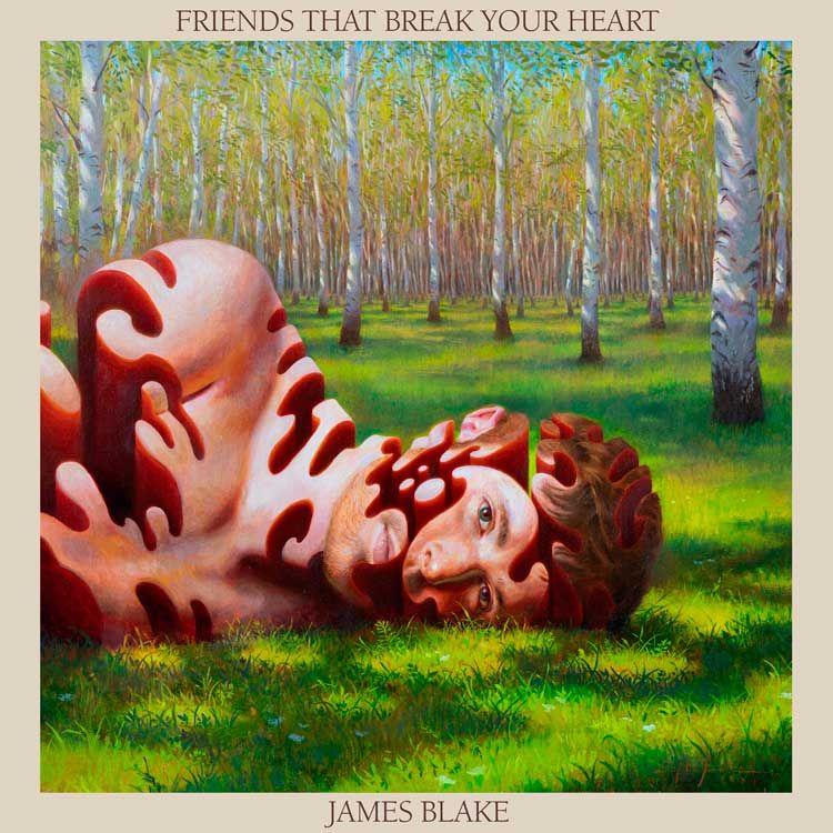 James Blake publica su nuevo disco, 'Friends that break your heart'