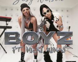 Jesy Nelson debuta en solitario con el single 'Boyz' junto a Nicki Minaj