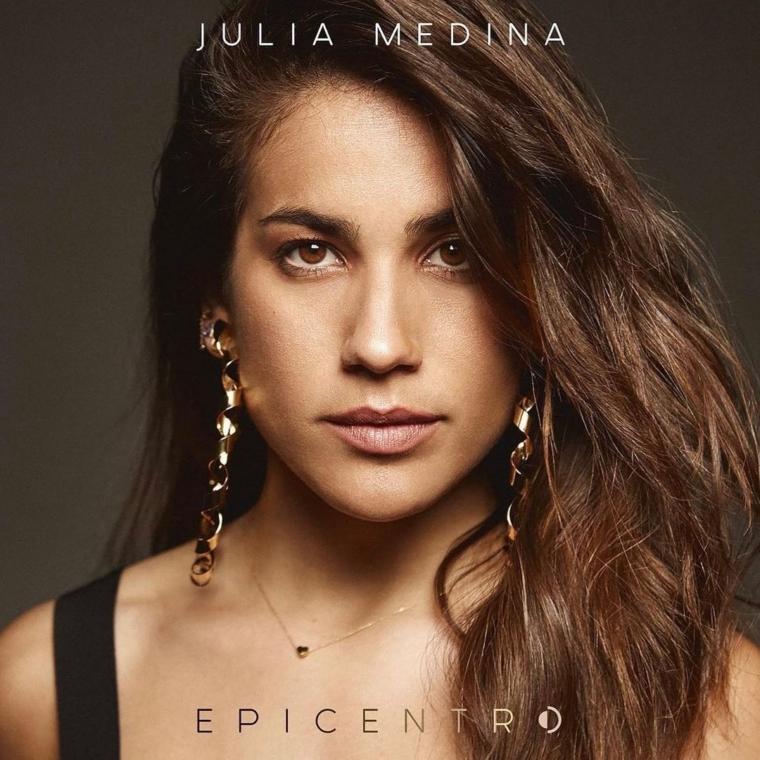 Julia Medina publica su segundo disco, 'Epicentro'