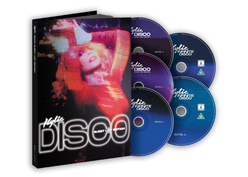 Kylie Minogue publicará una nueva edición de 'DISCO' en noviembre