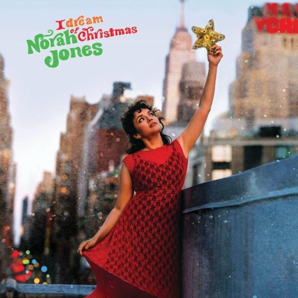Norah Jones publica el álbum navideño 'I Dream of Christmas'
