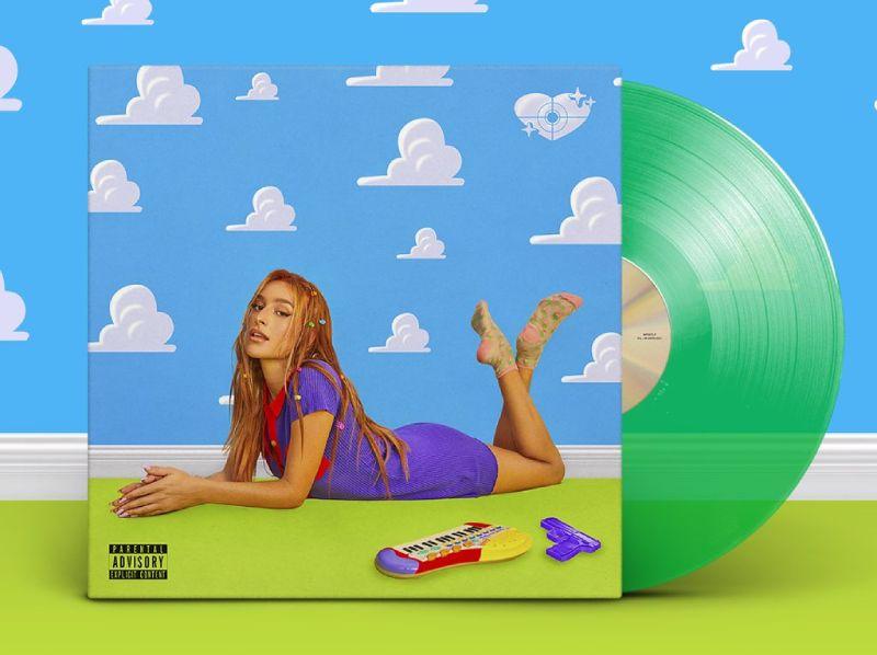 Belén Aguilera publicará su segundo disco 'SUPERPOP' en enero de 2022