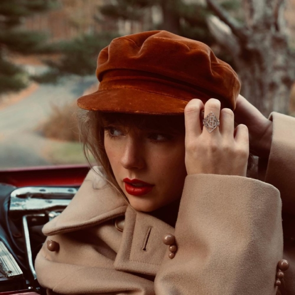 Taylor Swift publicará finalmente la reedición de 'Red' el 12 de noviembre